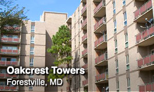Oakcrest Towers Apartments