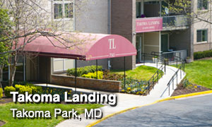Takoma Landing Apartments