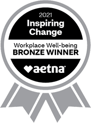 2021 Workplace Well Being Award